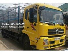 Thanh lý xe tải Dongfeng B170 nhập khẩu 9.35 tấn (9T35) giá nhà máy giá 650 triệu tại Tp.HCM