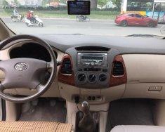 Bán xe Toyota Innova G 2008, màu bạc giá 375 triệu tại Hà Nội