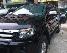Cần bán lại xe Ford Ranger MT năm 2014, màu đen, nhập khẩu   giá 480 triệu tại Hà Nội