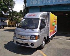 Xe tải Jac 1T25 mới 2018, bán xe tải JAC trả góp giá 260 triệu tại Tp.HCM