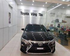 Bán xe Toyota Camry 2.5Q 2018, màu đen giá 1 tỷ 292 tr tại BR-Vũng Tàu