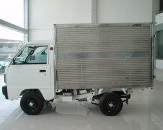 Bán Suzuki Carry Truck - Xe tải thùng kín giá chỉ 272 triệu tặng 100% trước bạ giá 275 triệu tại An Giang