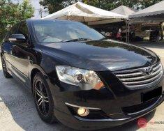 Bán xe Toyota Camry đời 2008, màu đen xe gia đình, giá 555tr giá 555 triệu tại Tp.HCM