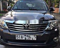 Bán xe Toyota Fortuner sản xuất 2012, màu đen, giá tốt giá 690 triệu tại Tp.HCM