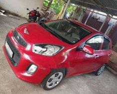 Bán ô tô Kia Morning 1.25MT sản xuất 2016, màu đỏ xe gia đình giá 285 triệu tại Tp.HCM