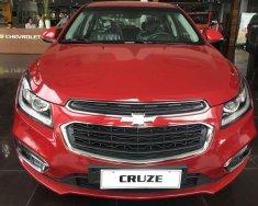 Bán Chevrolet Cruze năm sản xuất 2018, màu đỏ, giá 589tr giá 589 triệu tại Tp.HCM