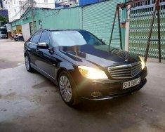 Bán ô tô Mercedes C200 đời 2007, màu đen, giá chỉ 420 triệu giá 420 triệu tại Tp.HCM
