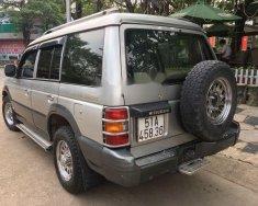 Bán Mitsubishi Pajero V6 3000 đời 2002, màu bạc, 165 triệu giá 165 triệu tại Tp.HCM