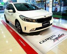 Bán Kia Cerato năm sản xuất 2018, màu trắng, 589 triệu giá 589 triệu tại Đà Nẵng