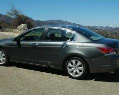 Cần bán Honda Accord đời 2009, màu xám, xe nhập giá 512 triệu tại Hà Nội