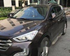 Bán Hyundai Santa Fe sản xuất 2014, màu đen, nhập khẩu   giá 998 triệu tại Hà Nội