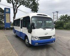 Bán Hyundai County sản xuất năm 2013, hai màu chính chủ giá cạnh tranh giá 690 triệu tại Hà Nội