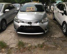 Cần bán Toyota Vios năm sản xuất 2016, màu bạc, giá 468tr giá 468 triệu tại Hà Nội