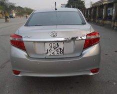 Cần bán xe Toyota Vios G 2017, màu bạc giá 525 triệu tại Bắc Ninh