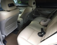 Cần bán gấp Honda Civic năm sản xuất 2007, màu đen chính chủ giá 330 triệu tại Hà Nội
