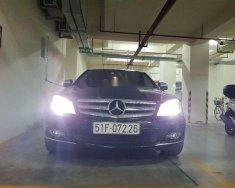 Bán Mercedes C230 năm 2008, màu đen, giá tốt giá 450 triệu tại Tp.HCM