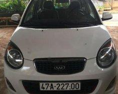 Cần bán Kia Morning năm 2012, màu trắng  giá 185 triệu tại Đắk Lắk