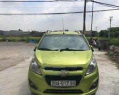 Bán Chevrolet Spark đời 2013, màu xanh lam số tự động giá 275 triệu tại Hà Nội
