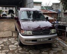Bán xe Toyota Zace sản xuất 2002, màu đỏ, nhập khẩu xe gia đình giá 215 triệu tại Đồng Nai