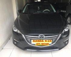 Bán Mazda 3 1.5 AT sản xuất năm 2016, màu đen. Hàng đại đại Tuyển giá 625 triệu tại Hà Nội