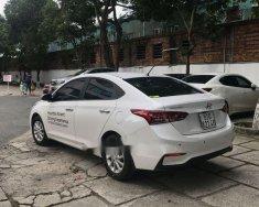Bán Hyundai Accent 1.4 AT sản xuất 2018, màu trắng giá 499 triệu tại Tp.HCM