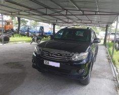 Cần bán xe Toyota Fortuner 2.7V năm 2013, màu đen giá 730 triệu tại Hà Nội