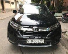 Bán Honda CR V 1.5 sản xuất 2018, màu đen, nhập khẩu nguyên chiếc chính chủ giá 1 tỷ 190 tr tại Tp.HCM
