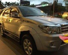 Bán xe Toyota Fortuner sản xuất 2010, màu bạc   giá 513 triệu tại Tp.HCM