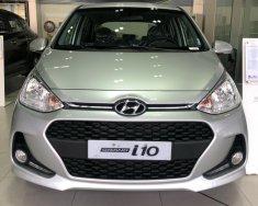 Cần bán Hyundai Grand I10 1.2 đời 2018, màu trắng, 405 triệu giá 405 triệu tại Tp.HCM