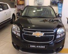 Bán xe Chevrolet Orlando LTZ 7 chỗ màu đen, trả trước 155 triệu nhận xe, LH: 0945 307 489 Huyền Chevrolet giá 699 triệu tại Sóc Trăng