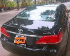 Cần bán xe Toyota Camry 2.4G năm 2010, màu đen giá 650 triệu tại Đồng Nai