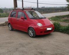 Cần bán Daewoo Matiz SE năm 2001, màu đỏ, giá chỉ 70 triệu giá 70 triệu tại Hà Nội