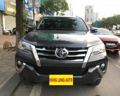 Bán Toyota Fortuner 2.7V năm 2017, màu xám, xe nhập giá 1 tỷ 185 tr tại Hà Nội