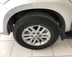 Cần bán Toyota Fortuner 2.7V 4x2 AT đời 2014, màu bạc giá 752 triệu tại Hải Phòng