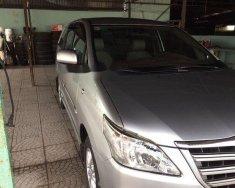 Bán Toyota Innova sản xuất năm 2014, màu bạc, giá tốt giá 575 triệu tại Bình Dương