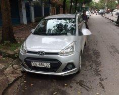 Cần bán xe Hyundai Grand i10 đời 2016, màu bạc giá 345 triệu tại Hà Nội