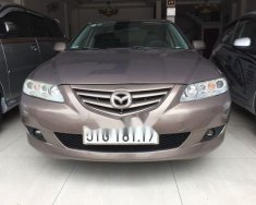 Bán Mazda 6 AT đời 2005, màu nâu, giá 300tr giá 300 triệu tại Tp.HCM