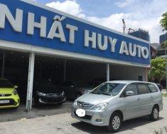 Bán Toyota Innova G đời 2011, màu bạc, giá tốt, thủ tục nhanh gọn giá 480 triệu tại Hà Nội