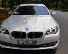 Bán ô tô BMW 5 Series 523i sản xuất năm 2011, màu trắng, nhập khẩu nguyên chiếc  giá 950 triệu tại Tp.HCM