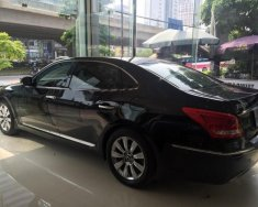 Bán Hyundai Equus VS460 đời 2010, màu đen, nhập khẩu giá 1 tỷ 290 tr tại Hà Nội