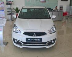 Mitsubishi Đà Nẵng bán xe Mirage số tự động, hỗ trợ vay nhanh, LH Quang: 0905.59.6067 giá 447 triệu tại Đà Nẵng