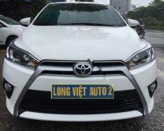 Cần bán Toyota Yaris 1.5G đời 2016, màu trắng, xe nhập  giá 595 triệu tại Hà Nội