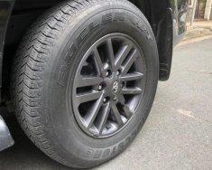 Cần bán xe Toyota Fortuner 2.7V 4x2 AT sản xuất năm 2013, màu đen giá 750 triệu tại Hà Nội