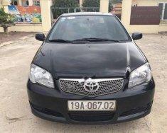 Bán Toyota Vios Limo sản xuất 2006, màu đen, giá 166tr giá 166 triệu tại Phú Thọ