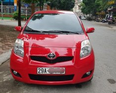 Bán ô tô Toyota Yaris 1.5 AT sản xuất năm 2011, màu đỏ, nhập khẩu nguyên chiếc, 430tr giá 430 triệu tại Hà Nội