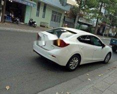 Bán Mazda 3 đời 2015, màu trắng chính chủ  giá 550 triệu tại Tp.HCM
