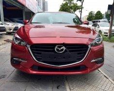 Cần bán xe Mazda 3 1.5 Facelift năm 2018, màu đỏ giá 688 triệu tại Hà Nội