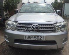 Bán Toyota Fortuner 2.5G năm 2010, màu bạc giá cạnh tranh giá 665 triệu tại Tp.HCM