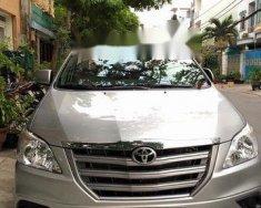Cần bán Toyota Innova đời 2016, màu bạc xe gia đình, giá 605tr giá 605 triệu tại Tp.HCM