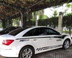 Cần bán lại xe Chevrolet Cruze 2017, màu trắng giá 580 triệu tại Tp.HCM
